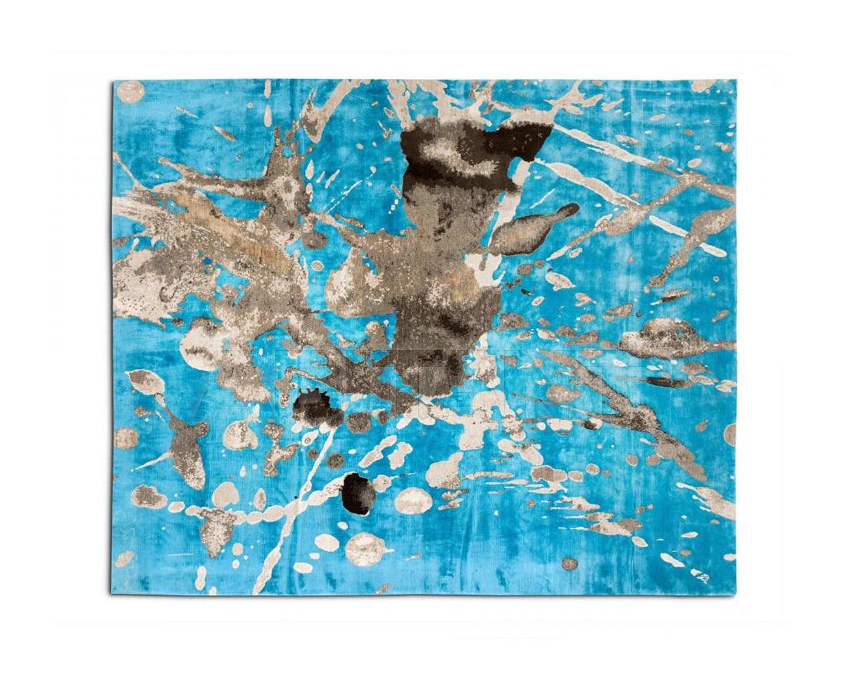 Купить Ковер дизайнерский Rug Star Love Stories Splash Supreme No. 02C | Blue