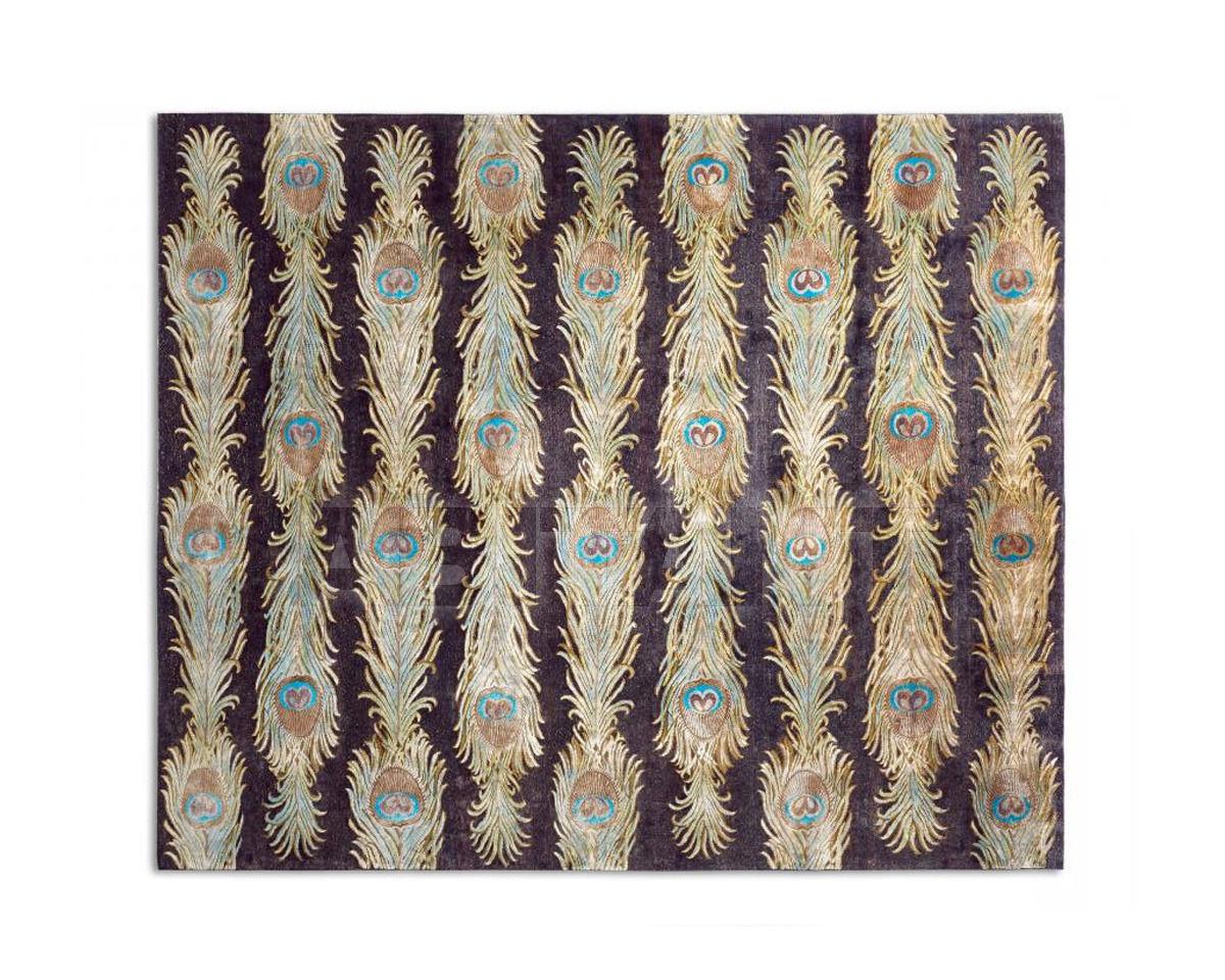 Купить Ковер дизайнерский Rug Star Oxidized Belle Époque Feathers Lane | DeepPurple