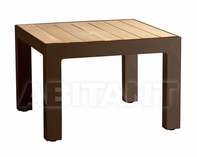 Купить Табурет Tribu Natal Alu Teak Tables 06385 85 teak