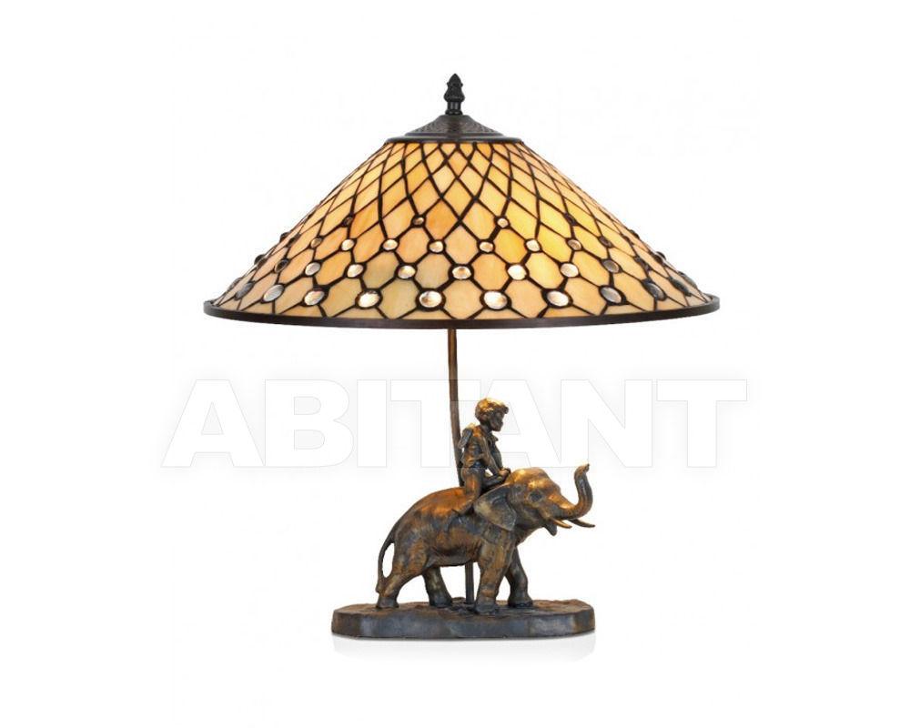 Купить Лампа настольная Artistar Tiffany COT-01+DP1544