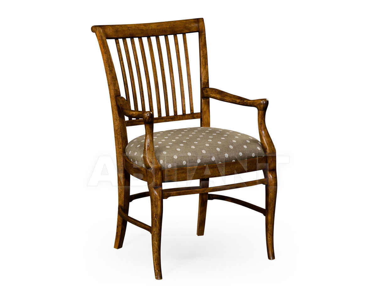 Купить Стул с подлокотниками Kilkenny Jonathan Charles Fine Furniture William Yeoward 530009-GFA