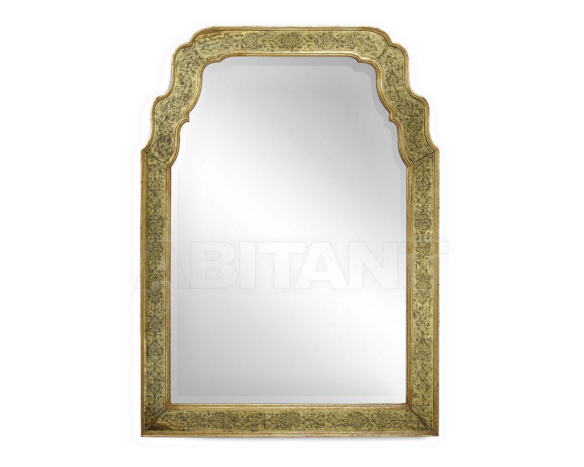 Купить Зеркало настенное Jonathan Charles Fine Furniture Versailles 492092-GEG-GES