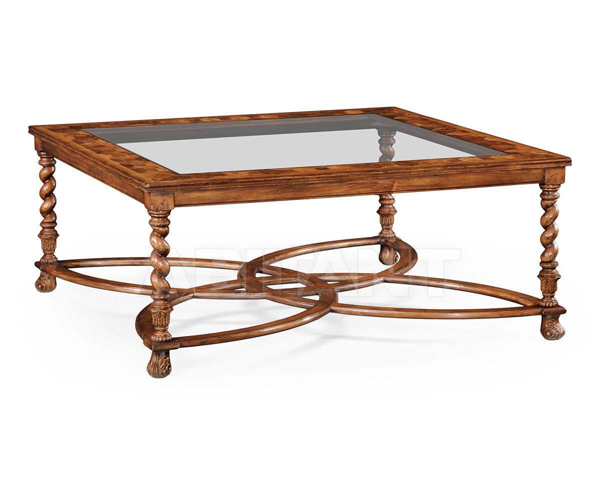 Купить Столик кофейный Jonathan Charles Fine Furniture Windsor 492225-WAL-GCL