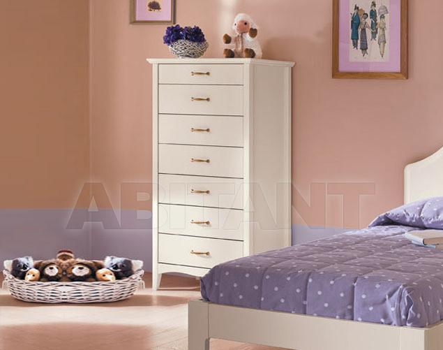 Купить Комод Callesella Romantic Collection R0106