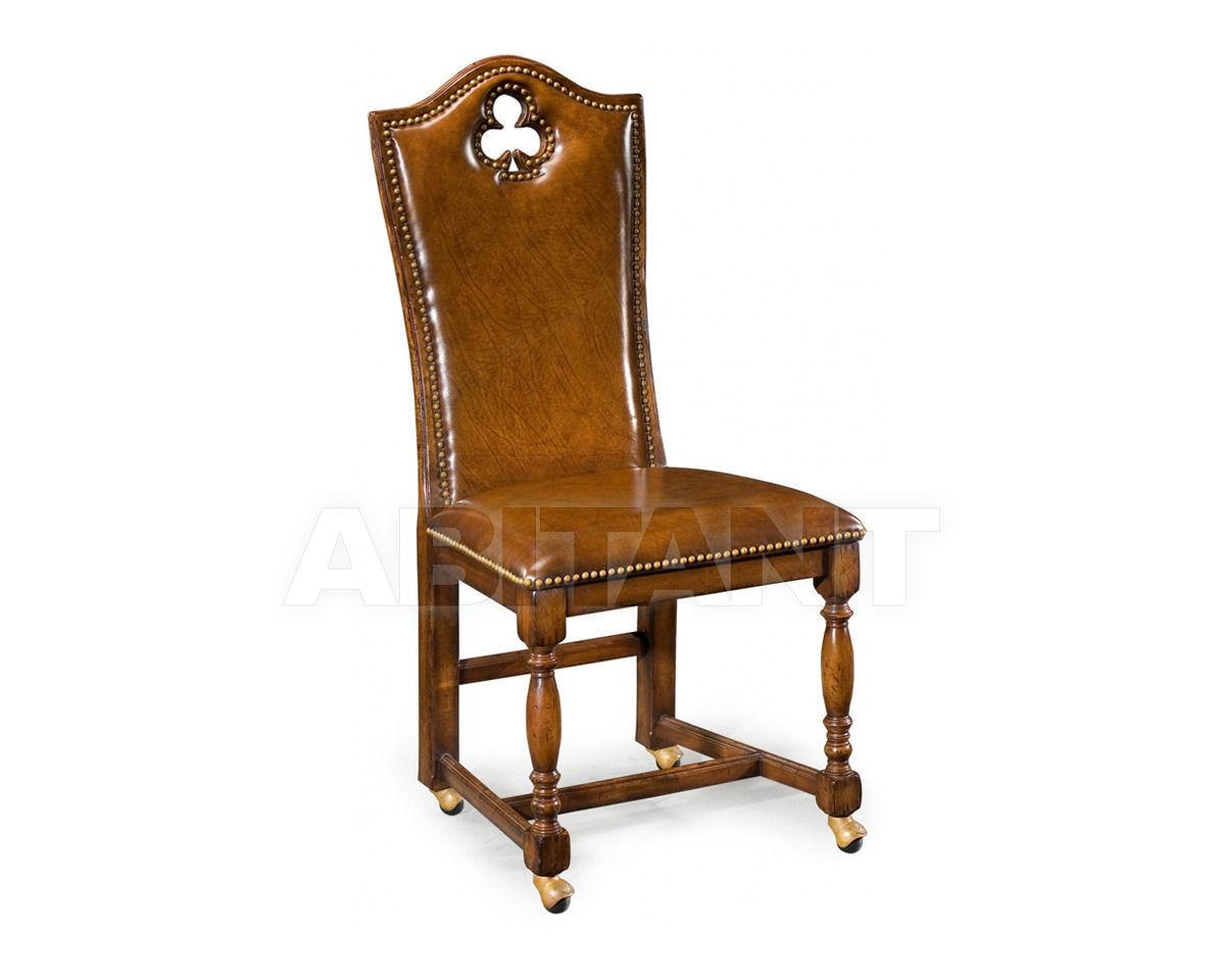 Купить Стул Club Jonathan Charles Fine Furniture Country Farmhouse 493387-SC-WAL-L002