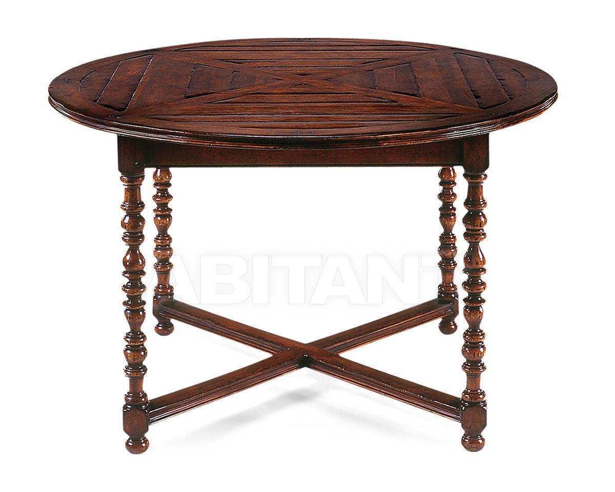 Купить Стол обеденный Jonathan Charles Fine Furniture Country Farmhouse 492237-48D-WAL