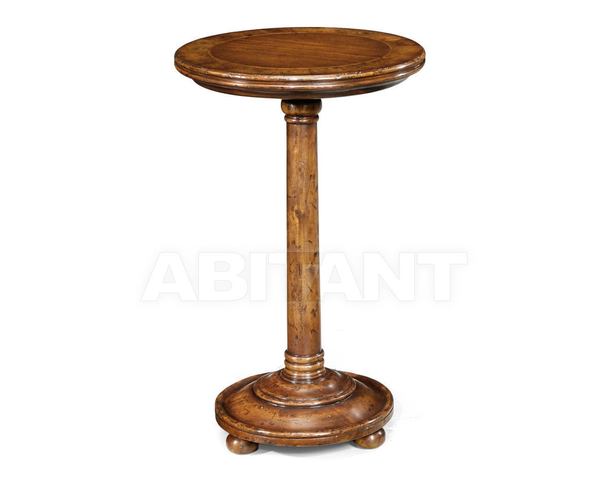 Купить Столик приставной Oyster Jonathan Charles Fine Furniture Huntingdon 493730-16D-WAL