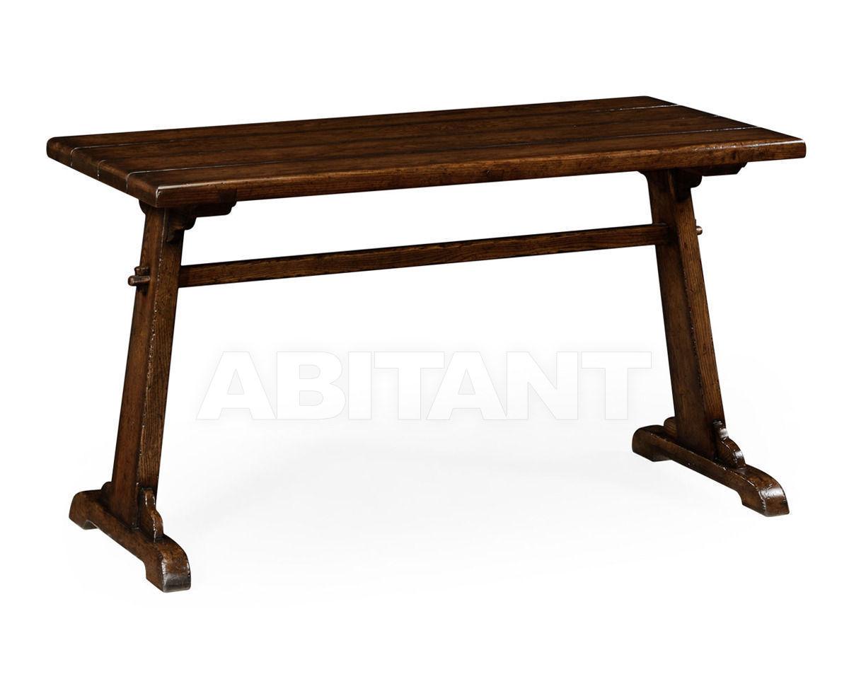 Купить Стол обеденный Jonathan Charles Fine Furniture Tudor Oak 494440-52L-TDO