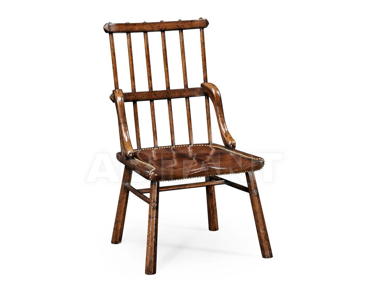Купить Стул Rustic Jonathan Charles Fine Furniture Tudor Oak 494008-SC-TDO