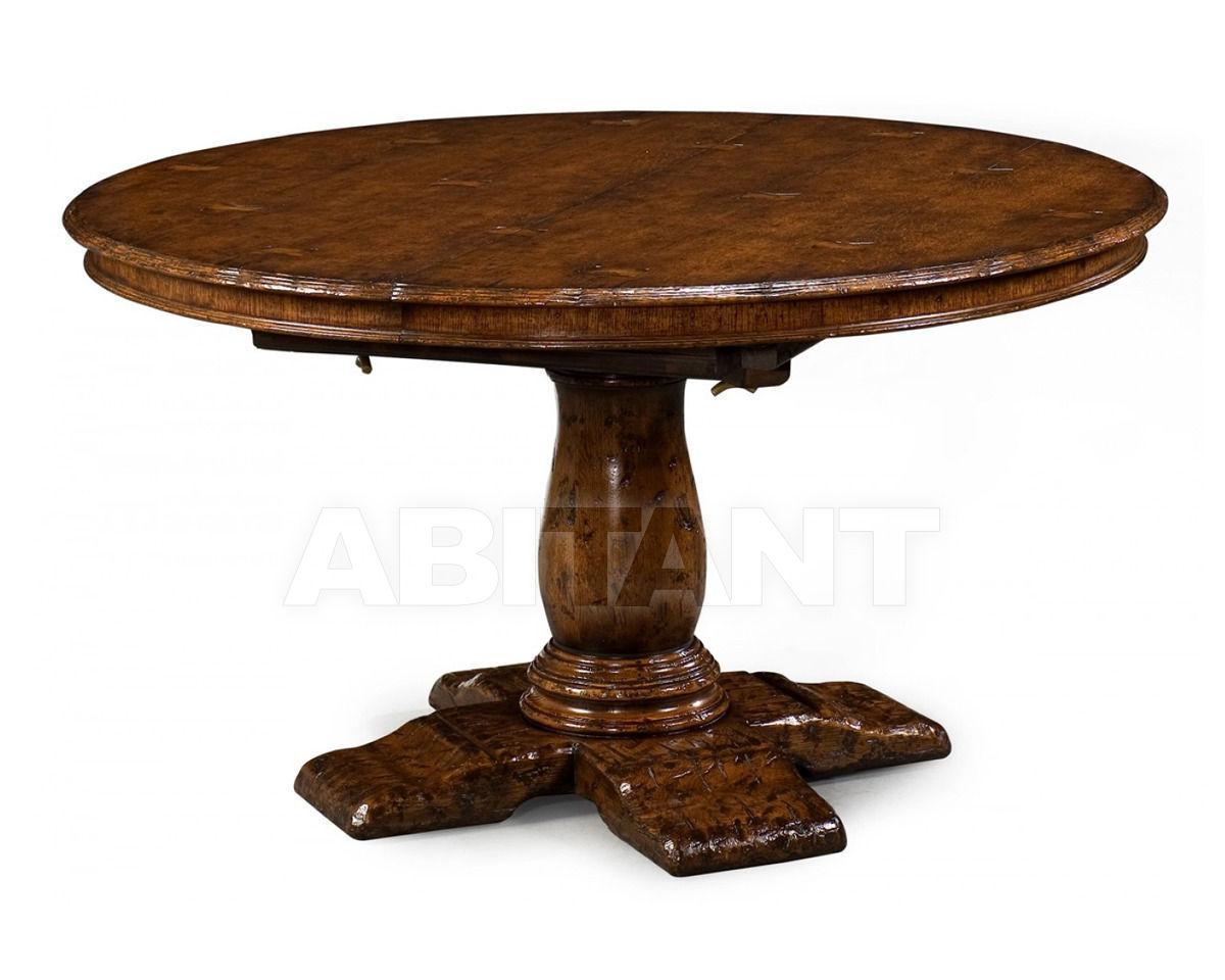 Купить Стол обеденный Jonathan Charles Fine Furniture Tudor Oak 493457-54D-TDO