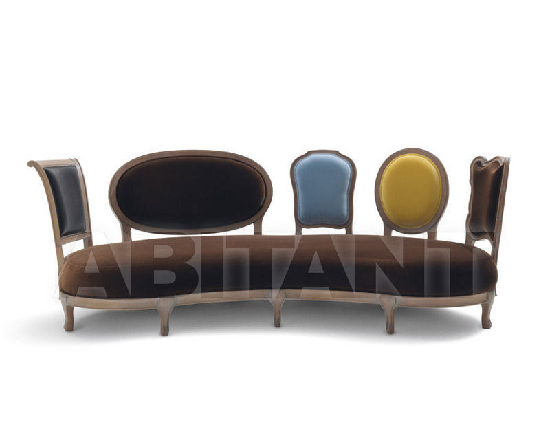 Купить Диван BACK TO BACK  Fratelli Boffi Scubism 5306