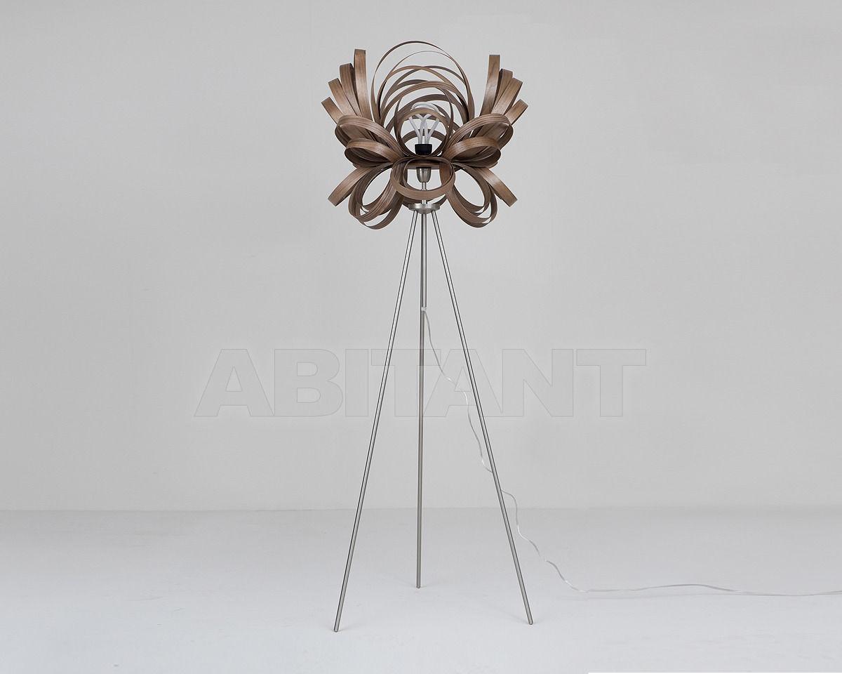 Купить Лампа напольная Tom Raffield Ltd Floor Standing TR-BUT-MTFLR-W