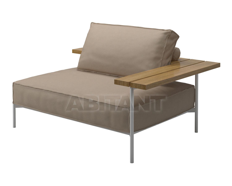 Купить Кресло для террасы Gloster Furniture Limited Tray 7300 MCMB