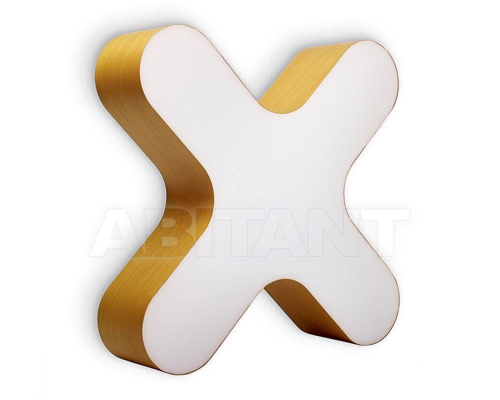 Купить Светильник настенный X Club LZF 2015 X A 24 Yellow