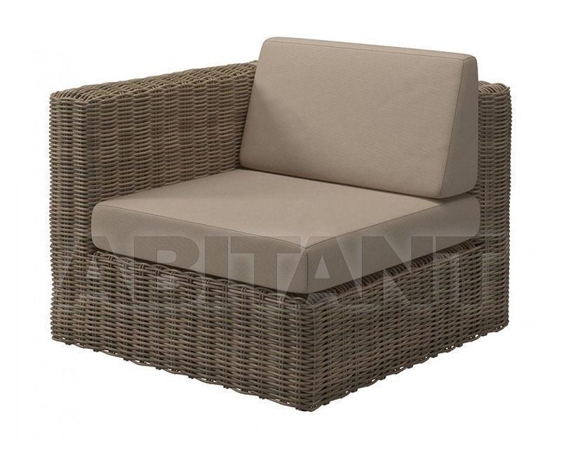Купить Кресло для террасы Gloster Furniture Limited Havana Modular 440A WCM