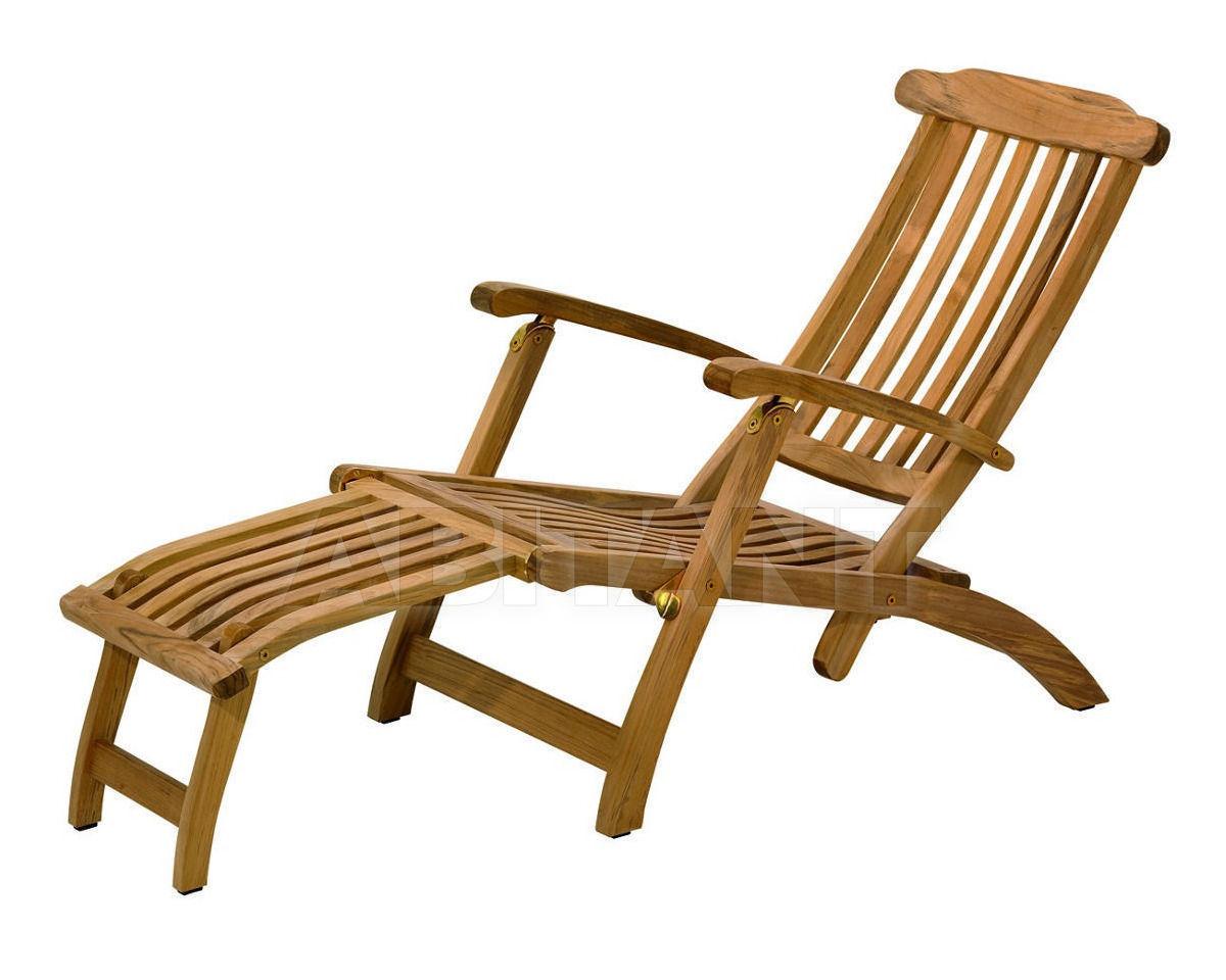 Купить Кресло для террасы Steamer Chair Gloster Furniture Limited Traditional 765