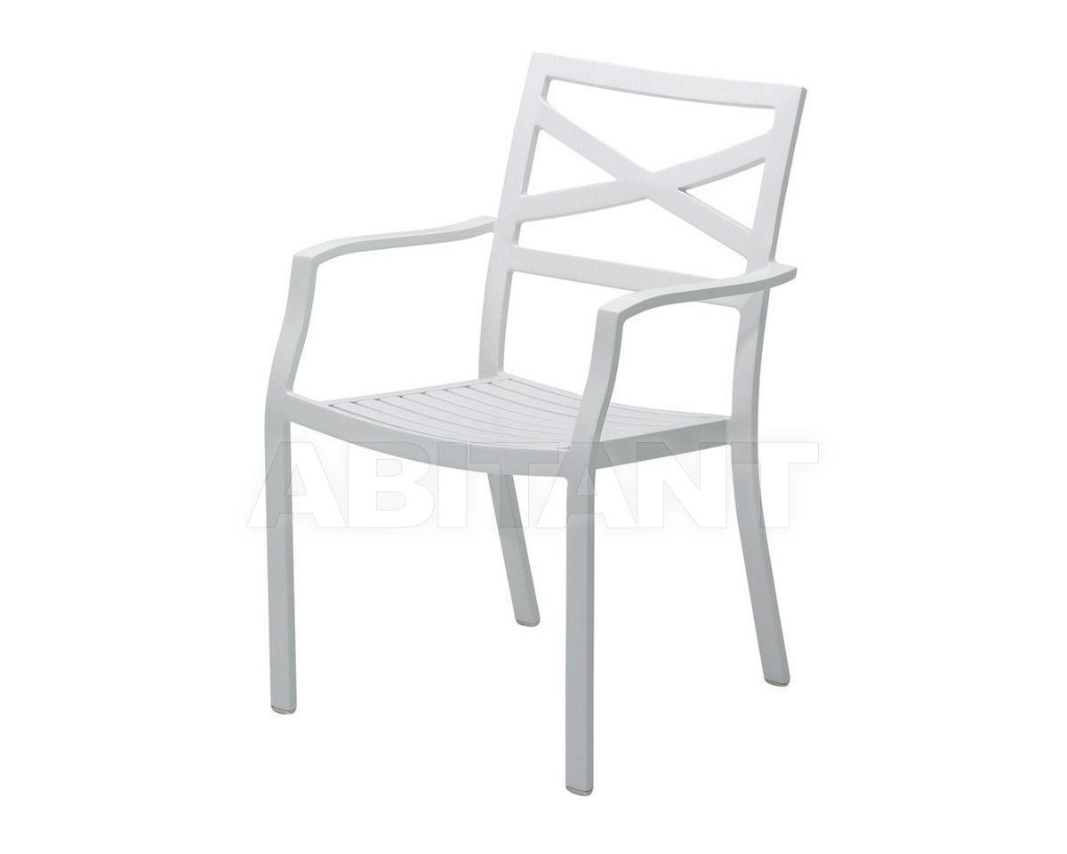 Купить Стул с подлокотниками Gloster Furniture Limited Roma 2700W