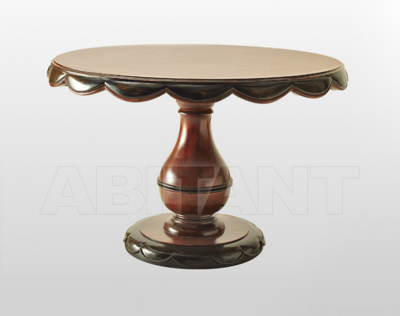 Купить Стол обеденный BOTERO/ROTONDO Volpi Sedie e Mobili imbottiti s.r.l. Classic Living 1265