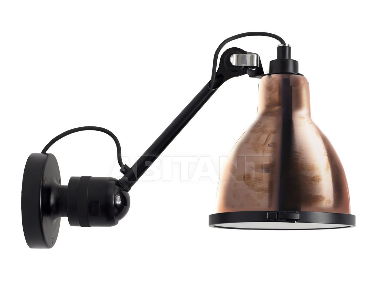 Купить Светильник настенный La Lampe Gras by DCW éditions GRAS LAMPS 304 XL BL COP RAW