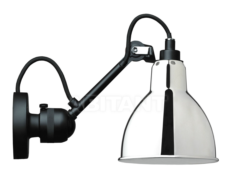 Купить Светильник настенный La Lampe Gras by DCW éditions GRAS LAMPS 304 BL-CH