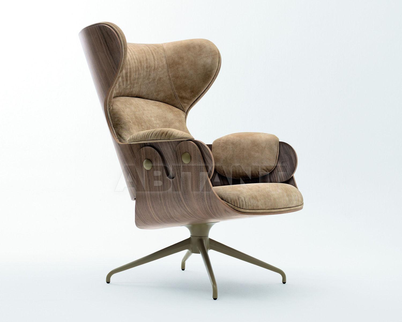 Купить Кресло для кабинета LOUNGER B.D (Barcelona Design) ARMCHAIRS LOUNGER Armchair Swivel structure 5