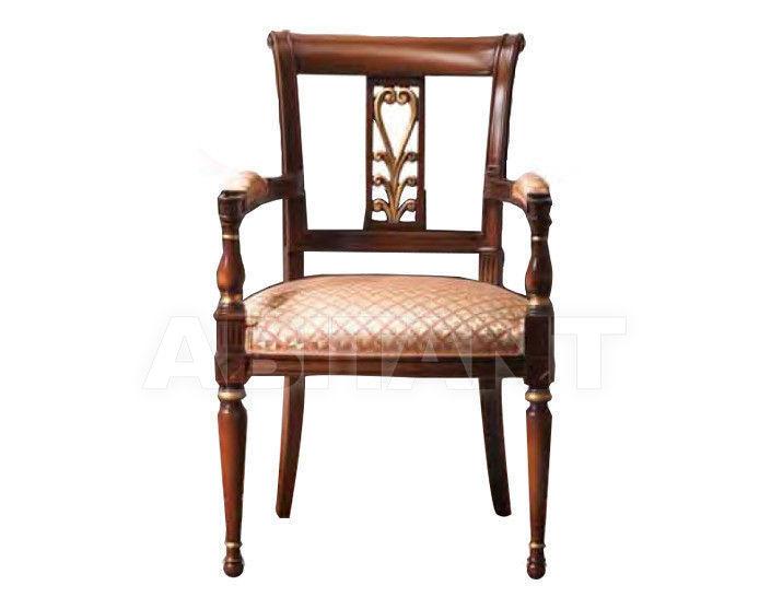 Купить Стул с подлокотниками Busnelli Fratelli Seats Collection 271