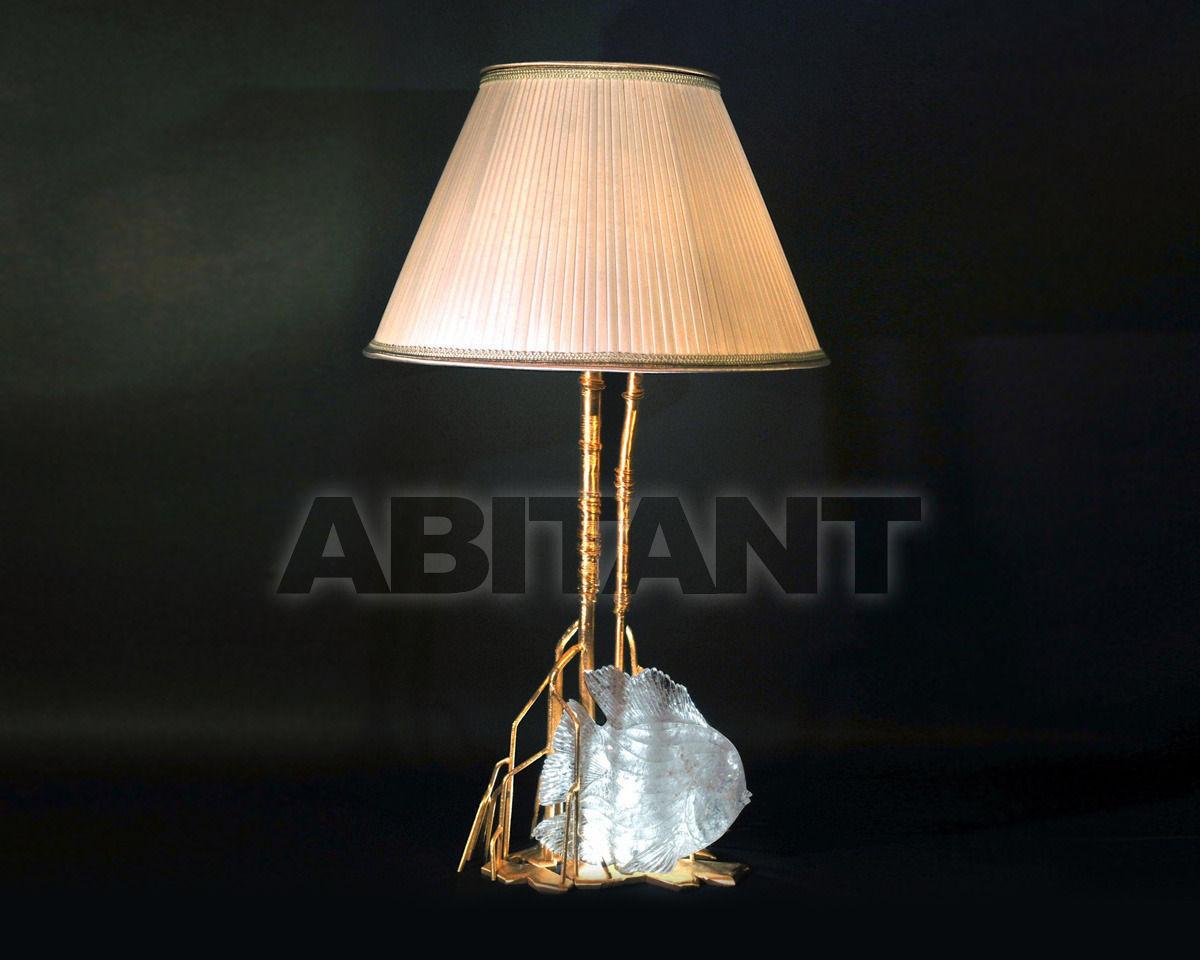 Купить Лампа настольная Tisserant Art & Style  2015 910D