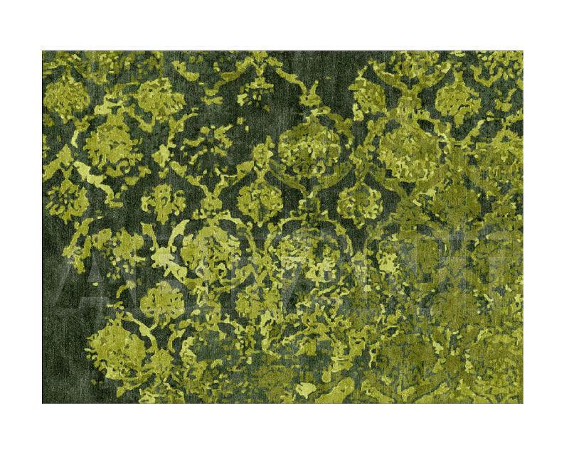Купить Ковер современный Chevalier Edition Hommage P58 + X600 + X429 + X432 + X618 GREEN