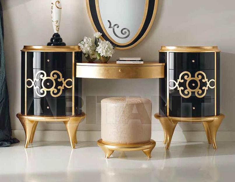 Купить Столик туалетный Bacci Stile Home Boulevard HB 024 oro