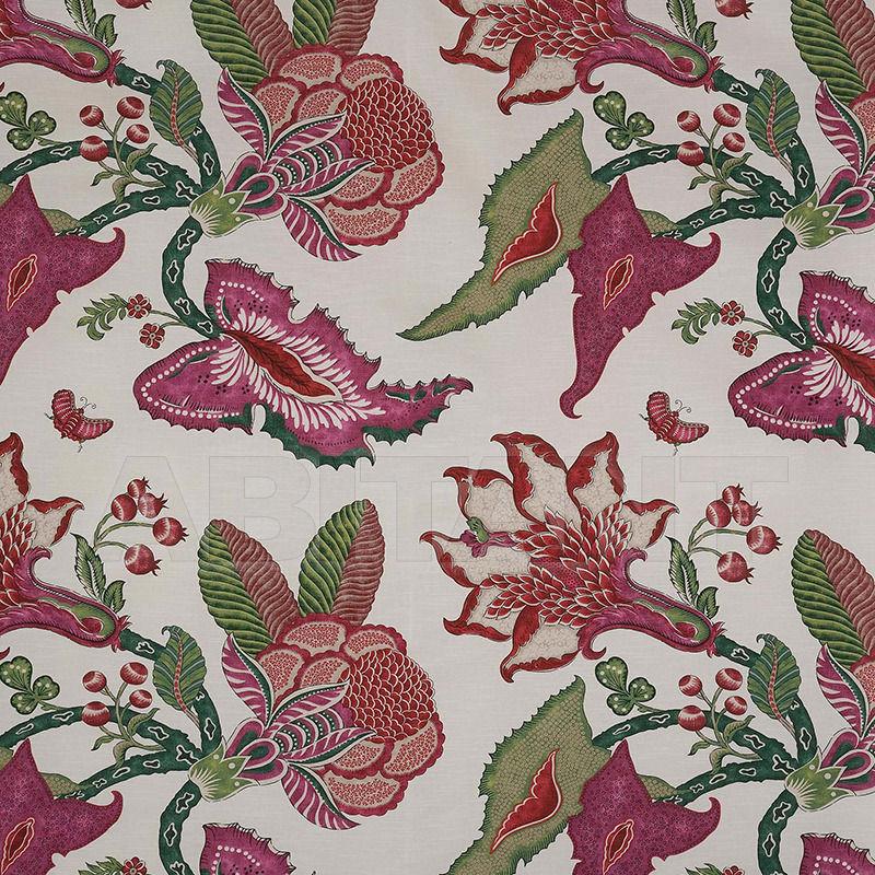 Купить Портьерная, обивочная ткань Gran Indiana Frambuesa Gastón y Daniela Other Collections GDT 4250 001