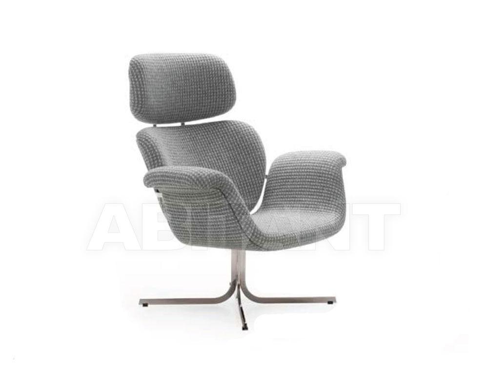 Купить Кресло Artifort Contract Furniture Tulip cross-base non-swiveling